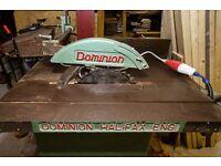 DOMINION HALIFAX 3 PHASE SAW