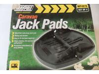 Maypole Caravan Jack Pads