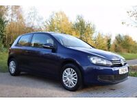 2011 Volkswagen Golf 1.4 TSI S 3dr MANUAL, PETROL, LOW MILES, WARRANTY, FSH, PX WELCOME