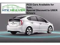 Toyota Prius Hire Rent PCO UBER READY, 24 hours recovery, full service, Insurance From £99 per week
