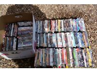 DVD JOB LOT OF 200 DVDS THE LOT £50
