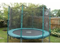 10ft Trampoline by TP with Safety Net. Welcome to try before buy! Near J6 of M25