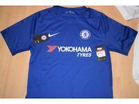 Chelsea + Real Madrid Football shirt Brand new! 2018