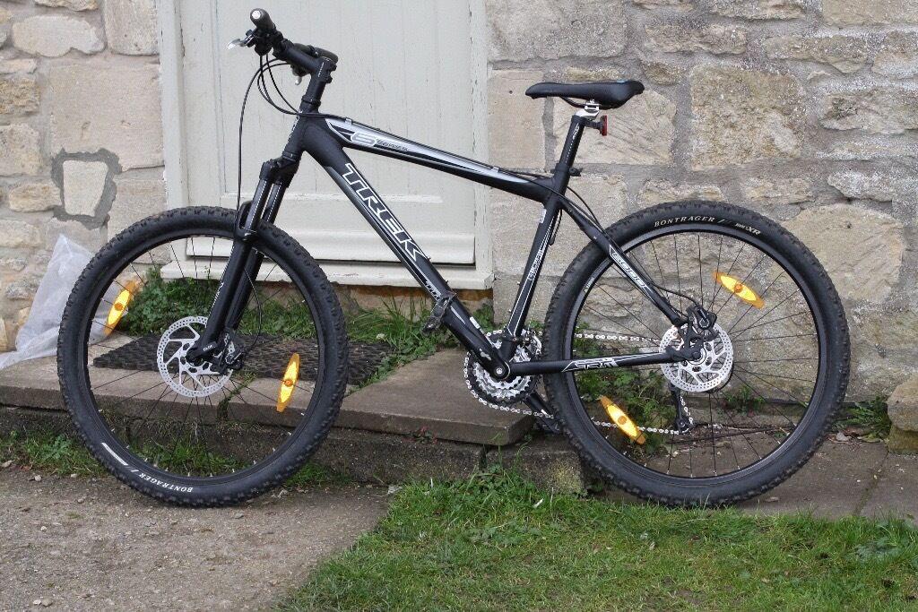 Trek 6 Series 6000 Mountain Bike Great Condition 18 5