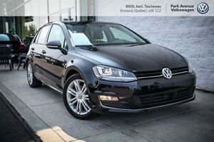 2015 Volkswagen Golf Highline + Techno pack * 94$ / SEM *