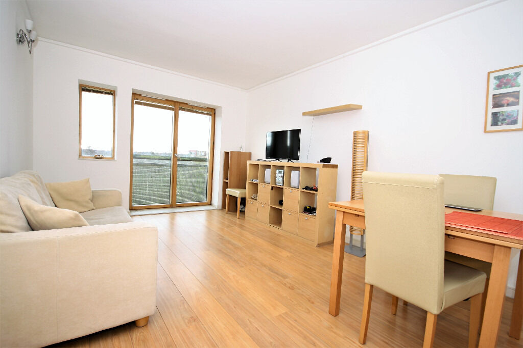 One double bedroom apartment in Greenwich Millennium Village