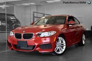 2016 BMW 228i PROMO!! //M SPORT// SEULEMENT 25 000KM !!