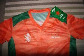 Dutch Heineken football shirt .
