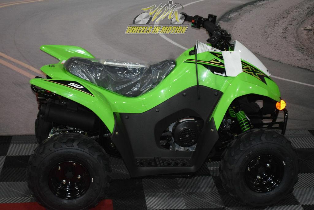 2021 Kawasaki KFX®50