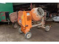 Belle XT100 Diesel Cement Mixer