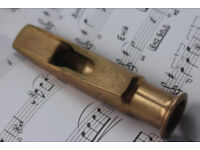 Ludwig Hausmann Tenor Sax Saxophone mouthpiece 120 between MB I und MB II