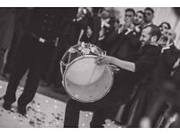 Lebanese Zaffa Drummer Available