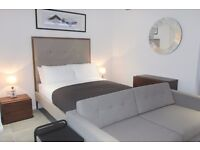 *BRAND NEW* LUXURY STUDIO APARTMENT | DOLLAR BAY E14 | AVAILABLE NOW!!