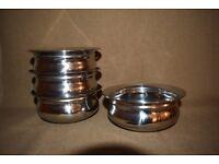 Balti Dishes set of four