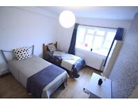 SUPER TWIN ROOM IN MARYLEBONE !!!! CENTRAL LONDON UNMISSABLE SUMMER OCCASION!!!