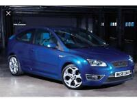 Ford Focus st full body kit