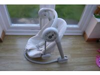Electronic Baby rocker from Mamas and papas , in a very good condition ,