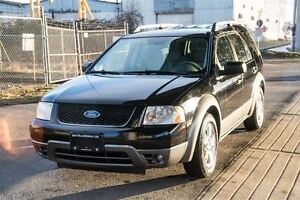 2005 Ford Freestyle SEL - Coquitlam location Call Direct 604-298