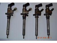 PEUGEOT 407 2.0 hdi CITROEN C4 Diesel Fuel Injector 2.0 HDI Siemens