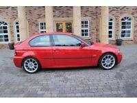 BMW 3 Series 325TI Sport Compact