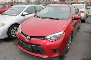 2015 Toyota Corolla LE Backup Camera Bluetooth