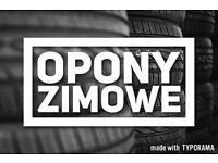 OPONY ZIMOWE - WINTER TYRES