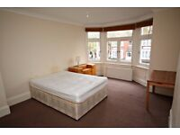 THREE BEDROOM FLAT- CENTRAL WILLESDEN GREEN-5 MINUTES FROM TUBE! CALL NOW ON 020 8459 4555!!!