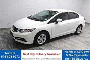 2013 Honda Civic LX SEDAN w/ AIR CONDITIONING! HEATED SEATS! POW