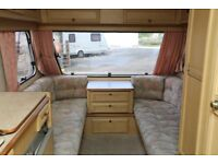 4 Berth Caravan For Sale Completely Dry, V Good Condition and V Clean