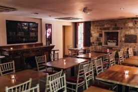 Stylish Function Space for Hire - Birthdays, Anniversaries & More