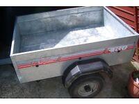 caddy 430 trailer