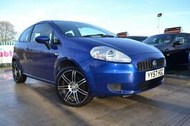 2007 57 Fiat Punto 1.2 Active Spec - 3Dr Hatchback - Upgraded Alloys - Long MOT - 2 Keys - Warranty