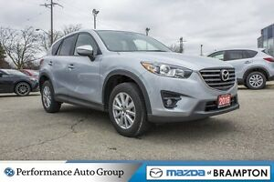 2016 Mazda CX-5 GS|HEATED SEATS|REAR CAM|BLUETOOTH|SUNROOF