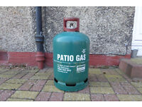 Patio Gas Cylinder 13kg