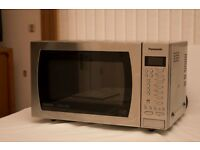 Panasonic Inverter combination microwave, grill & oven (NN-CT579S)