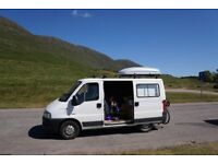 For Sale: Family Camper Van and Awning Package