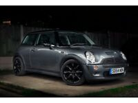 Mini Cooper S R53 LOW MILEAGE 65K Cruise control