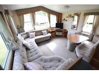 STATIC HOLIDAY HOME FOR SALE - BRILLIANT OFFER - LANCASHIRE