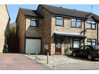 Lovely Furnished Double Room to let in Modern Townhouse. ALL BILLS INC Avro Close