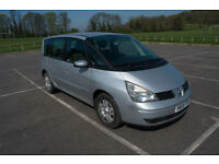 7 seater Espace for sale