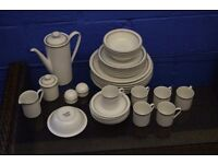 ROYAL THAILAND TIENSHAN FINE PORCELAIN DINNER SET