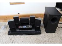 Panasonic SA-BT230 HD Blu Ray/DVD 5.1Ch 1000w Surround Sound, HDMI, USB, SD Card, BD Live