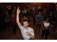 Salsa Dancing classes from in Manchester from Beginner to Advanced. Perfect New Year Resolution