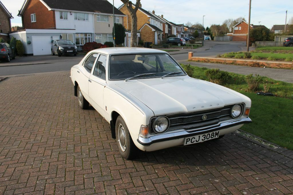 Ford Extended Warranty >> Ford Cortina Mk3 1974 | in Sheldon, West Midlands | Gumtree
