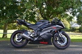 Yamaha YZF R6 2008 Imaculate condition with extras