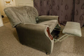 3 seater sofa and armchairs