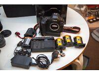 Canon EOS 1D Mark III 10.1MP Digital SLR Camera (Body Only)