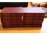 Children's Encyclopedia - Arthur Mee - 10 Volume Set
