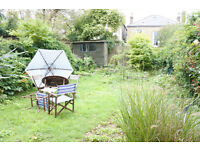 Fantastic two bedroom raised ground floor flat with direct access to a private garden