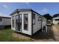Stunning 2 bed holiday home located on the North Wales coast. 2018 site fees included!
